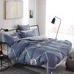 Lenjerie de pat din bumbac satinat Percalle BSP37
