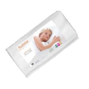 Perna Soft Pillow Somnia 50X70 cm, alba, PPG9
