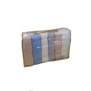 Set 6 prosoape Lux bumbac PP1350 50x100 cm