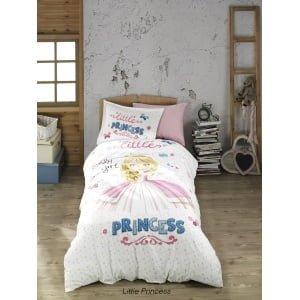 Lenjerie single bumbac ranforce LC24 Little Princess
