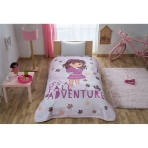 Patura copii TAC Disney 1 persoana PCD14 Dora Adventure